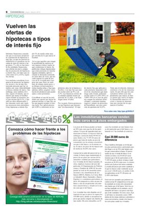 Adicae impositores usuarios for Hipoteca interes fijo